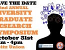 DiversityGraduate Research Symposium